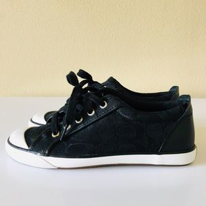 Coach Barrett Signature C Jacquard Sneakers